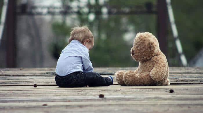 συναισθηματικά υγιή παιδιά
