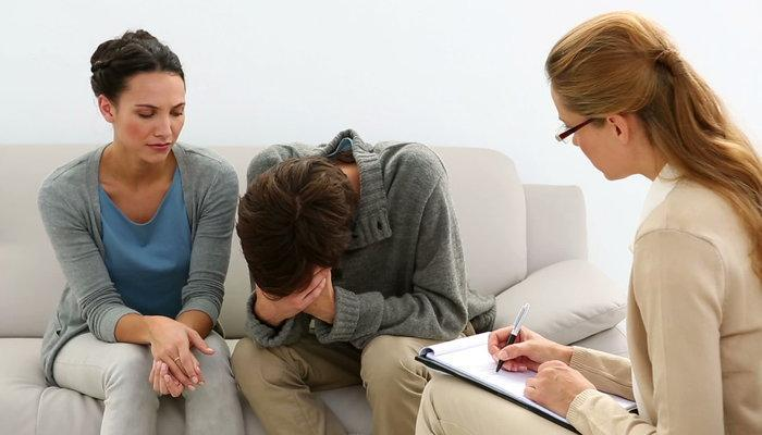 βοήθεια ψυχολόγου