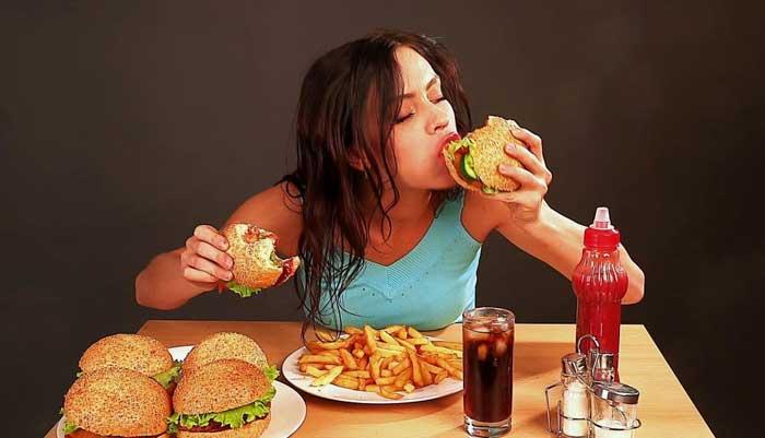 στρες και διατροφή