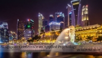 "Singapore Conference on Applied Psychology 2020 is ""Psychological Well-being""."