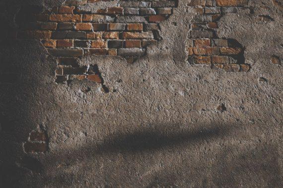 wall, stress