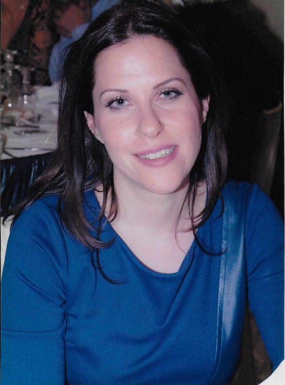 Ντίνα Μαρκοπούλου, Ψυχολόγος